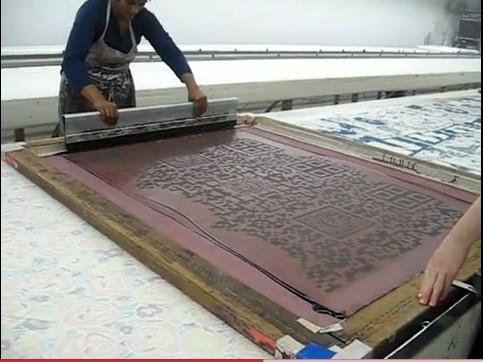 textile printing methods
