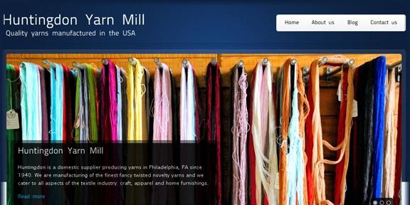 Huntingdon Yarn Mill - Philadelphia