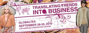 GlobalTex fabric show - Los Angeles