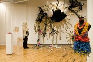 Textile Arts Center - opening night