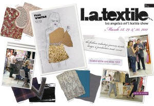 Textile Shows in March