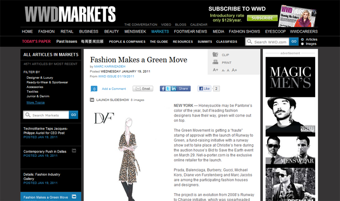 WWD Markets