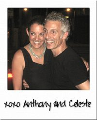 DESIGNERS Anthony and Celeste Lilore