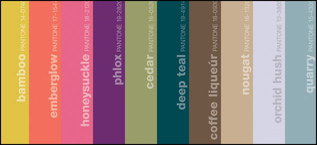pantone colors women