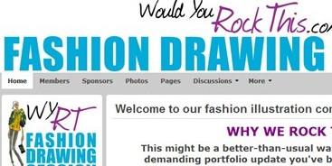 Fashion Illustration Skills