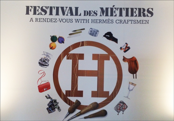 Hermes Festival of Craft