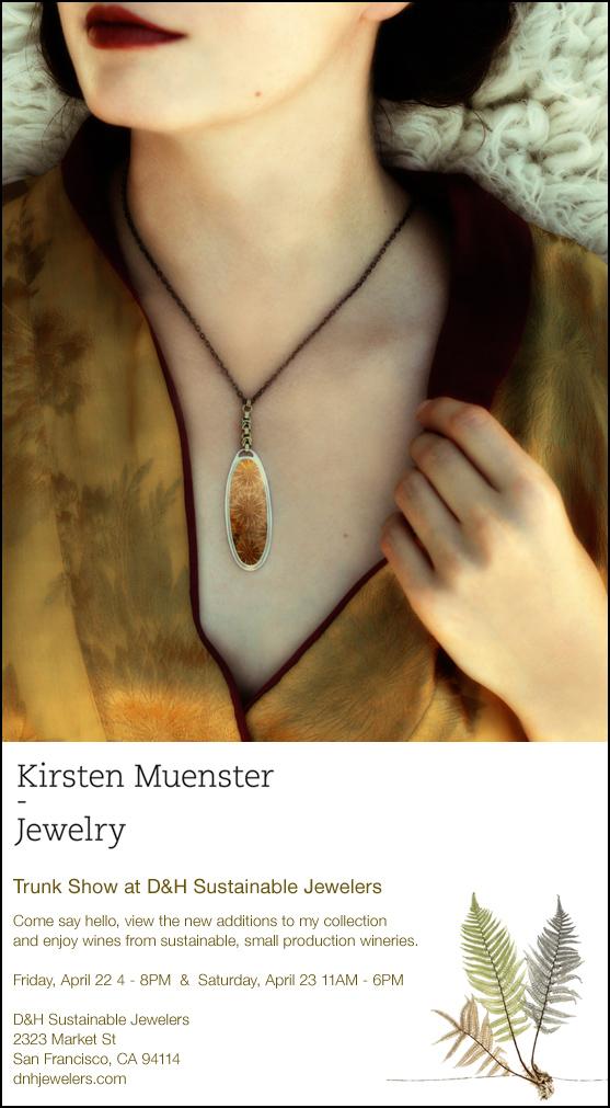 Kirsten Muenster Trunk Show