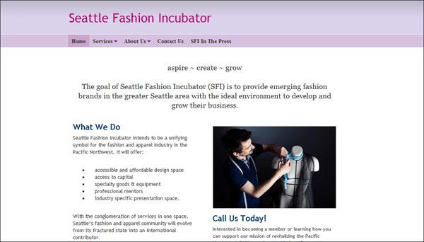 Seattle Fashion Incubator