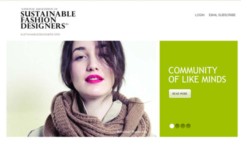 Have You Heard Of The National Association Of Sustainable Fashion Designers