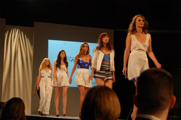 Boston Fashion Week Dina Trindade