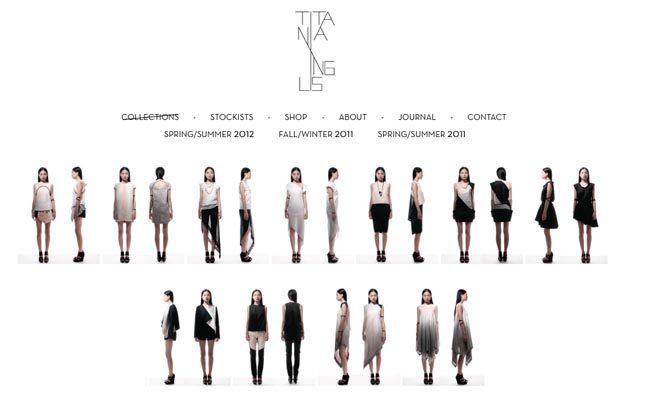 StartUp Fashion designer Titania Inglis