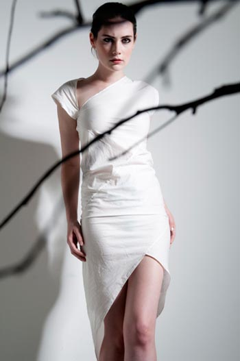 Startup Fashion Titania Inglis dress