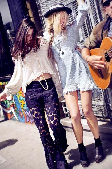 StartUp Fashion resource - Sarah Liller Collection