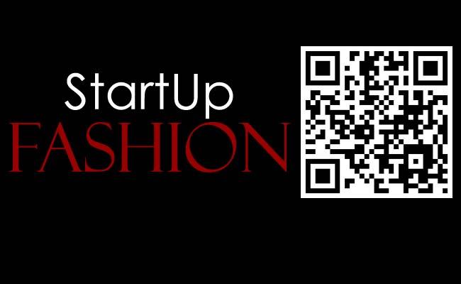 StartUp FASHION QR Code