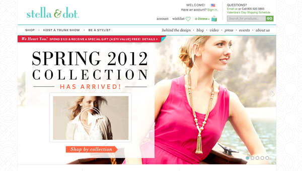 StartUp FASHION evaluates the Stella and Dot Marketing Model