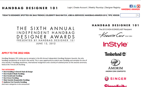 Independent Handbag Awards