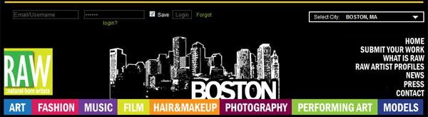 RAW Boston Fashion Show