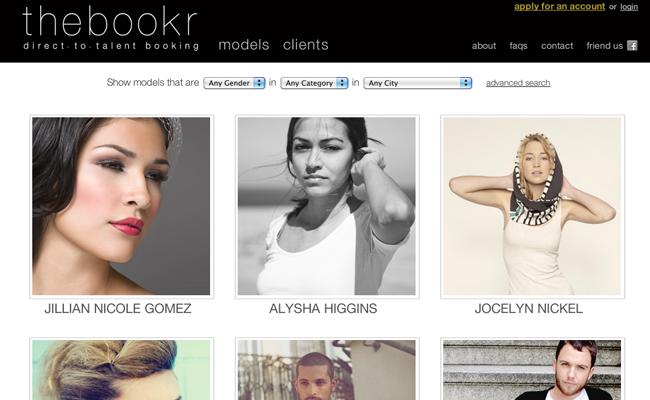 thebookr models