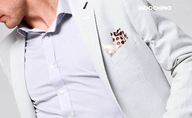 Indochino Seersucker