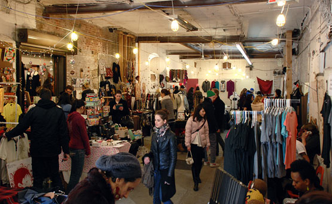 StartUp FASHION - Flea Market