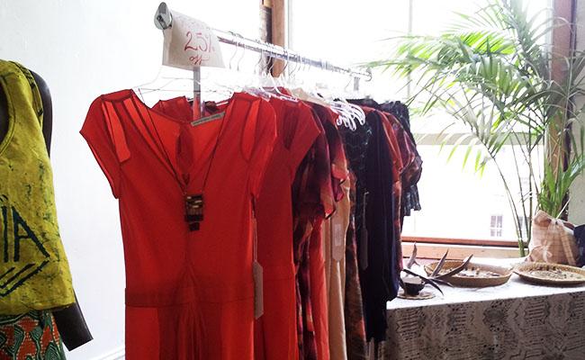 Fashion Designer Pop Up shop