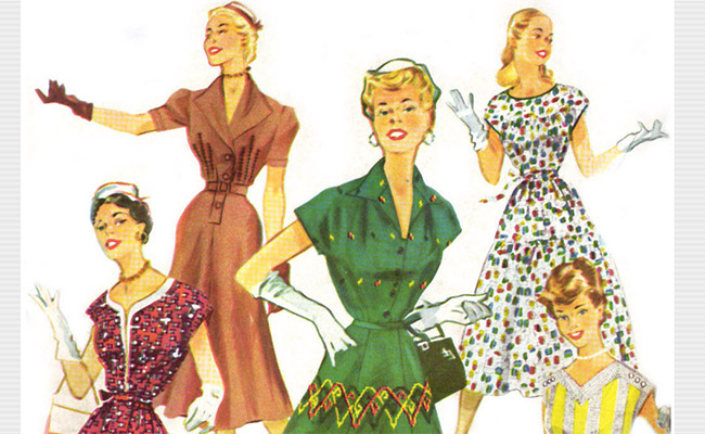 Shirtdress 1950s