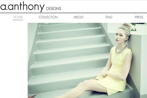 aanthony design