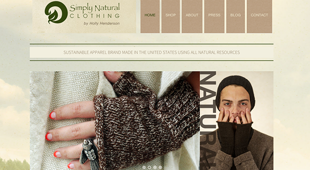Simply Natural Clothing