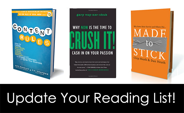 Business and Marketing Books