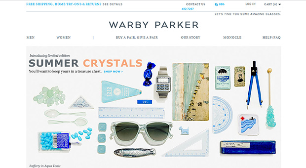 Warby Parker Retail Strategy