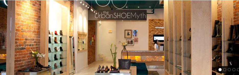 Urban Shoe Myth Boutique