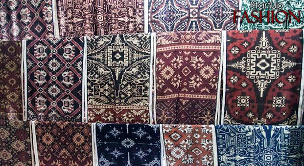 StartUp Fashion ikat weaving Bali