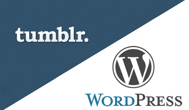 Tumblr vs WordPress