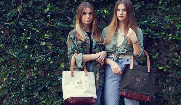 Leon+Bella bags