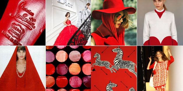 inspiration red