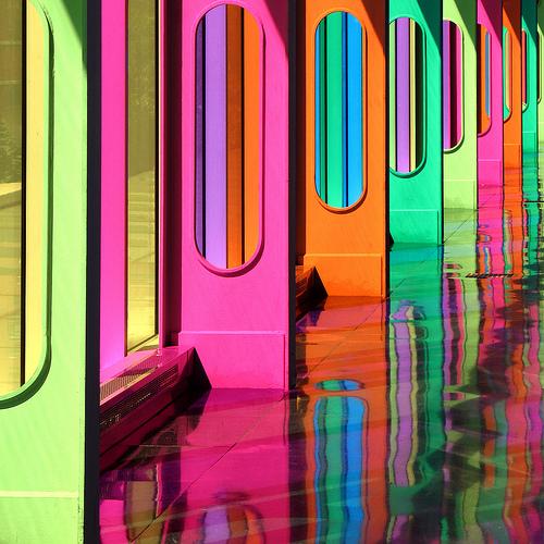 Neon Color Inspiration