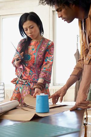 Fashion Designer Shoestring Budget