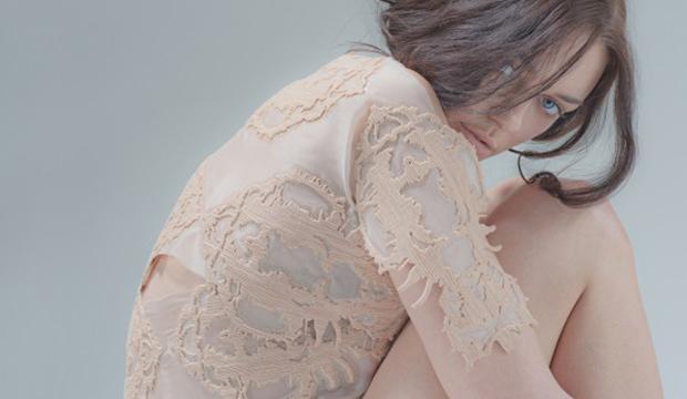 Andreea Mandrescu rubber textiles