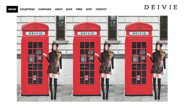 DEIVIE Fashion Brand