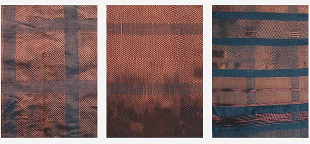 Botto Copper textiles
