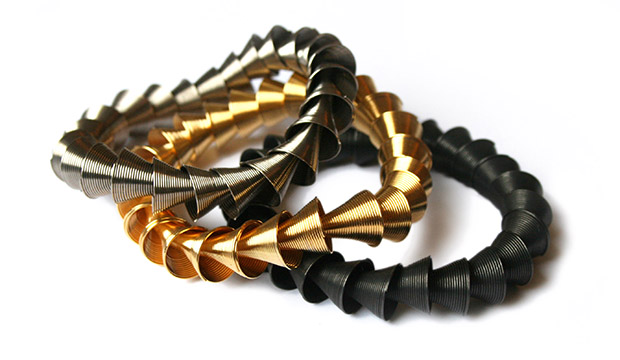 Industrial Jewellery bracelet