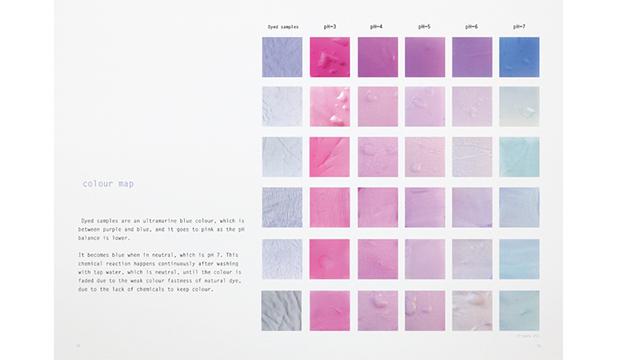 Dahea Sun Color palette