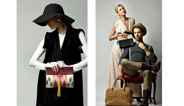 Kye Melange mens and womens accessories