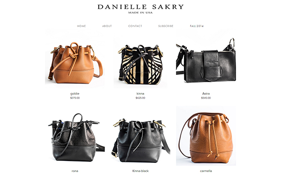 Danielle Sakry Handbags
