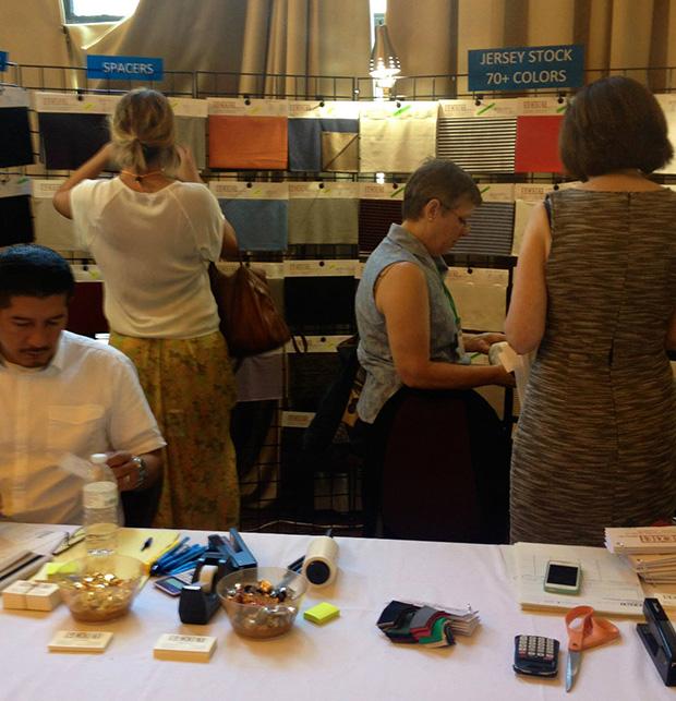 dg expo textile sourcing
