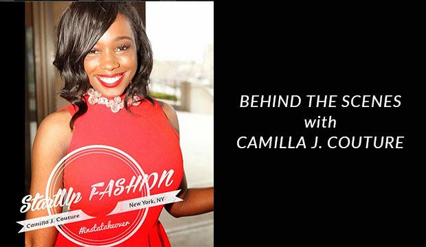 Camilla J Couture Takeover