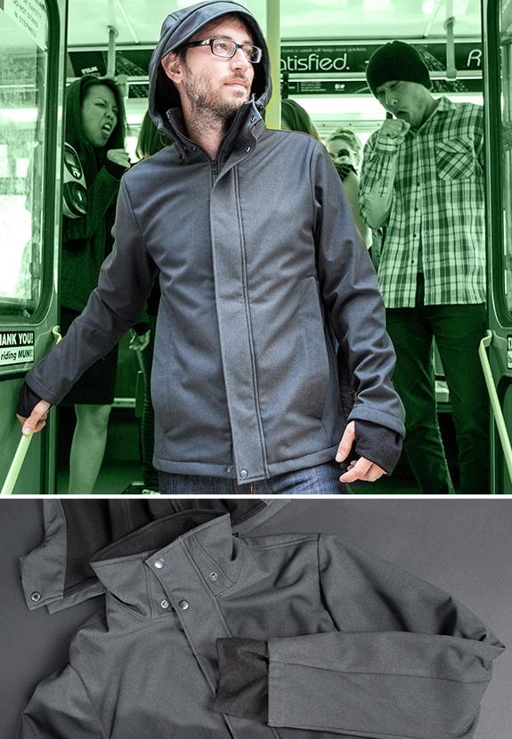 Germinator jacket