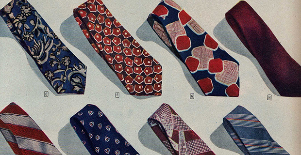 fashion archives neckties