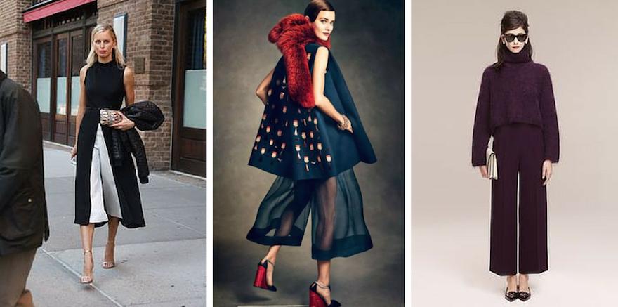 fashion archives Culottes