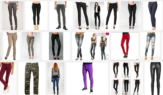 fashion archives skinny pants